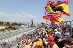 F1 tickets GP Barcelona <br> Grandstand E Catalunya circuit <br> Formula 1 Grand Prix Spain